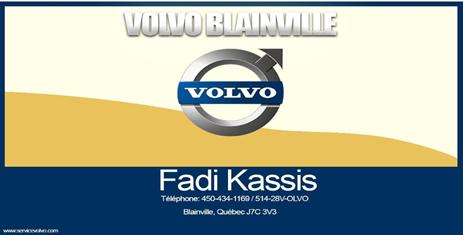 Volvo Blainville